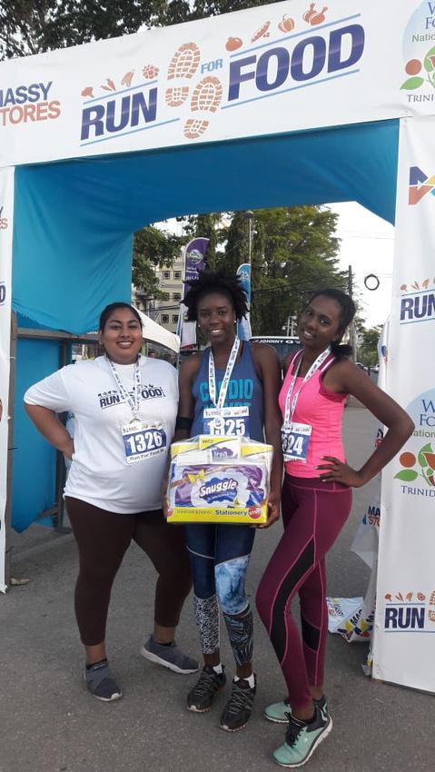 Massy 5k, Run For Food